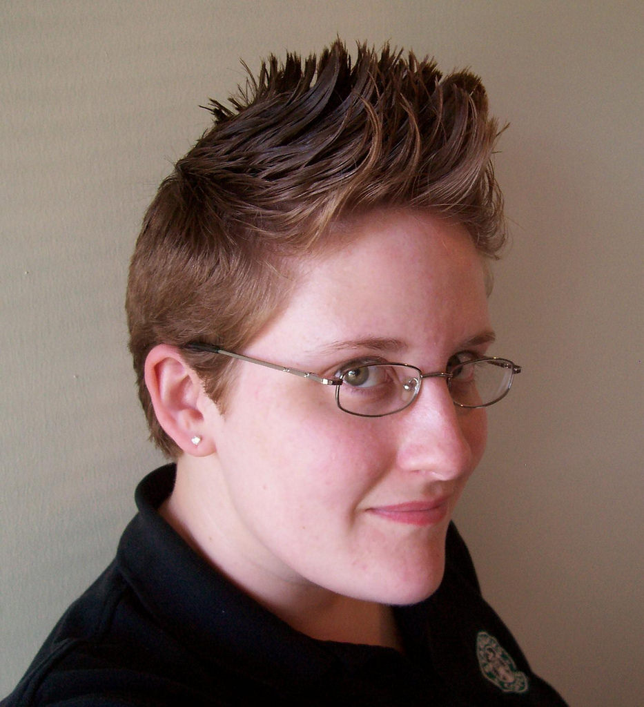 25 Faux Hawk Hairstyle Designs Ideas Design Trends
