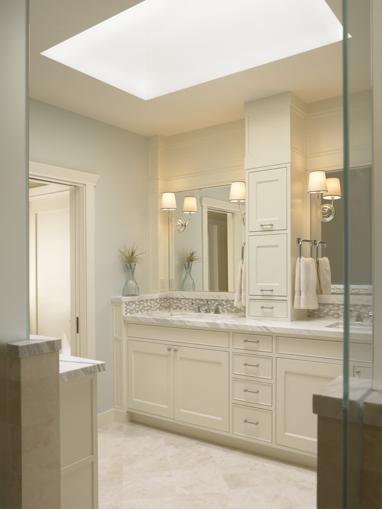 round bathroom mirror and lighting ideas.html with Double Bathroom Vanity Ideas on Decorating Dining Room Table Ideas besides Makeup Brush Organizer Ideas Pictures further Cream Bathroom Ideas likewise Double Bathroom Vanity Ideas as well Decorar Con Turquesa Muebles Ideas.