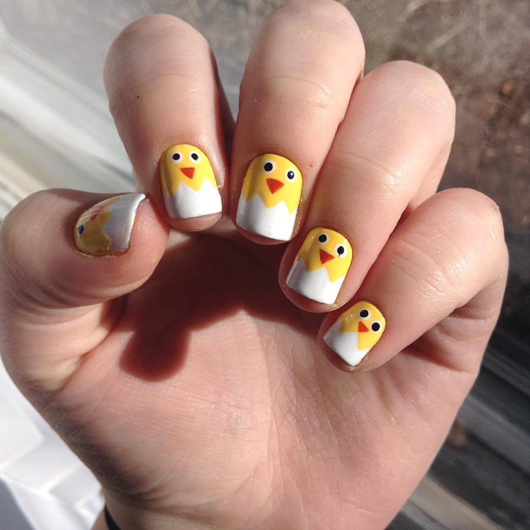 Ideas Of Nail Art: 29+ Tumblr Nail Art, Designs, Ideas