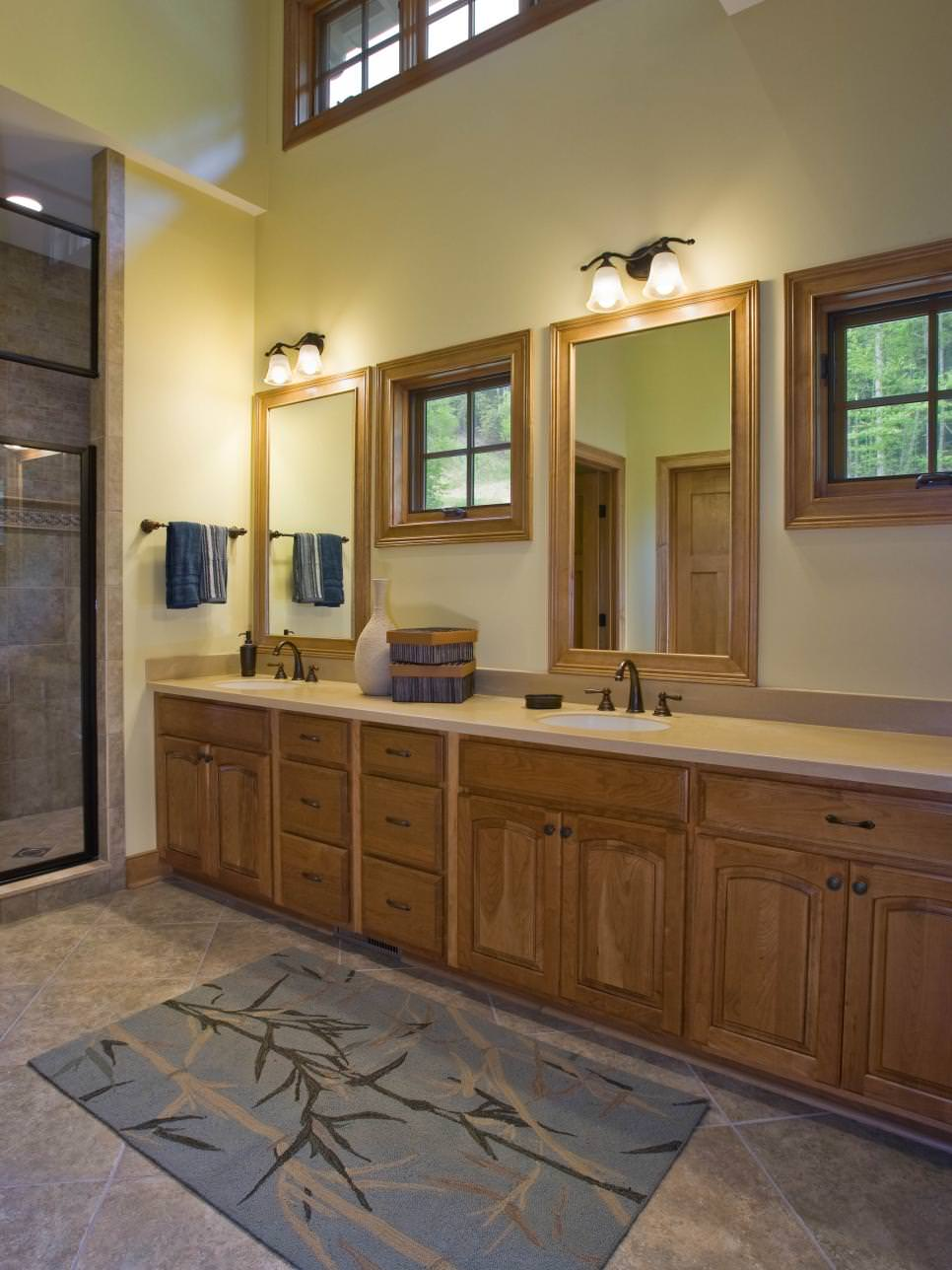 24+ Double Bathroom Vanity Ideas | Bathroom Designs ...