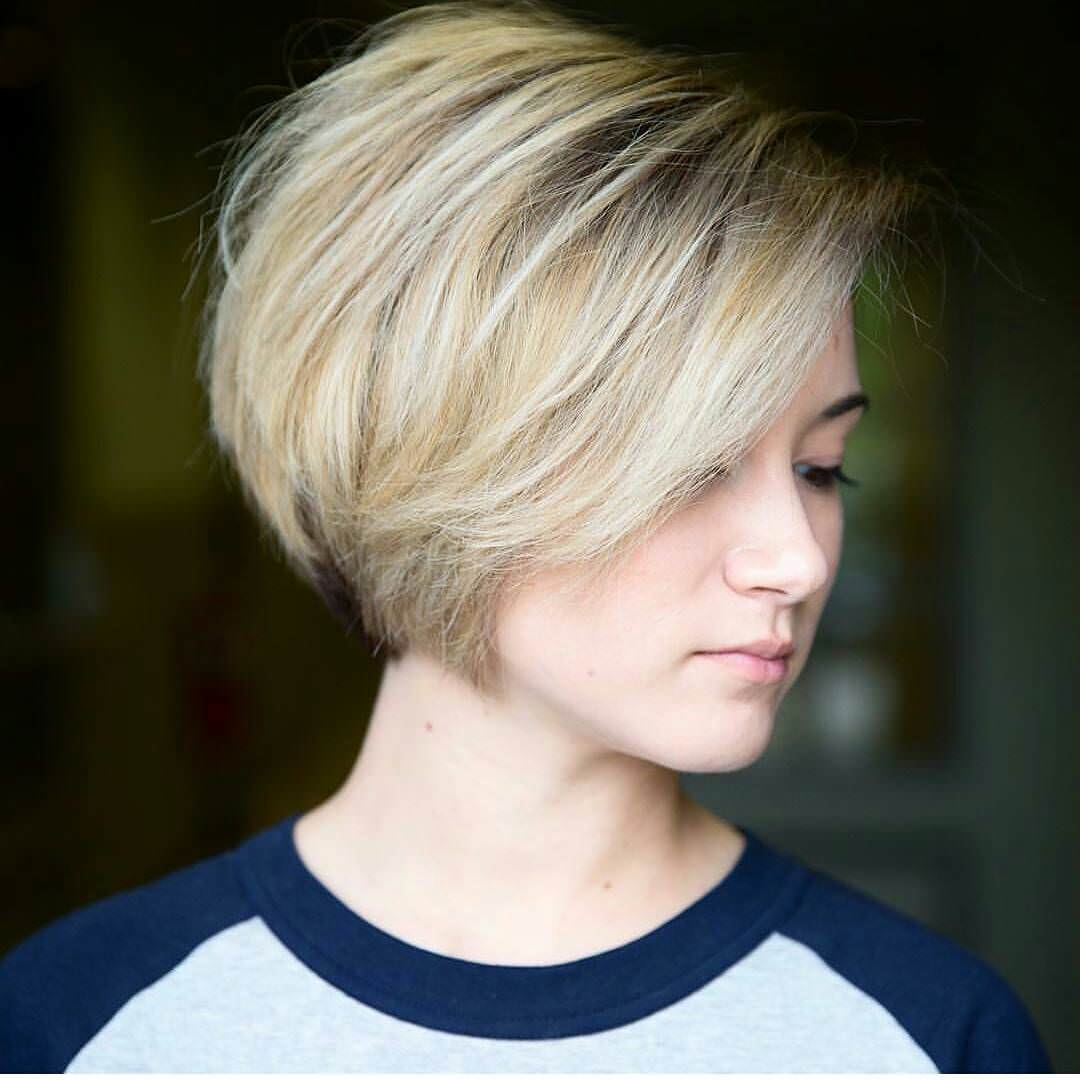 Superb Hairstyle of Pixie