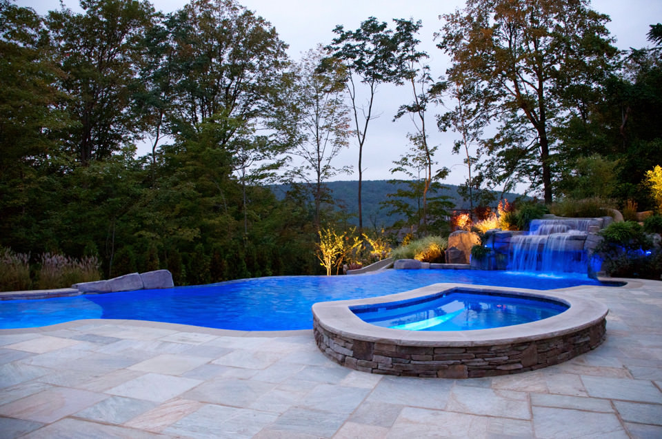 Amazing Inground Swimming Pool Designs