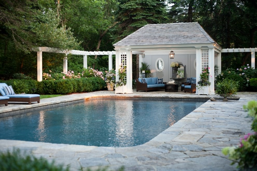 Backyard Lap Swimming Pool Designs