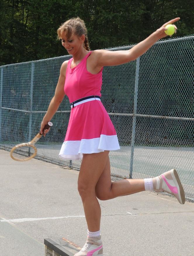 cute tennis outfits