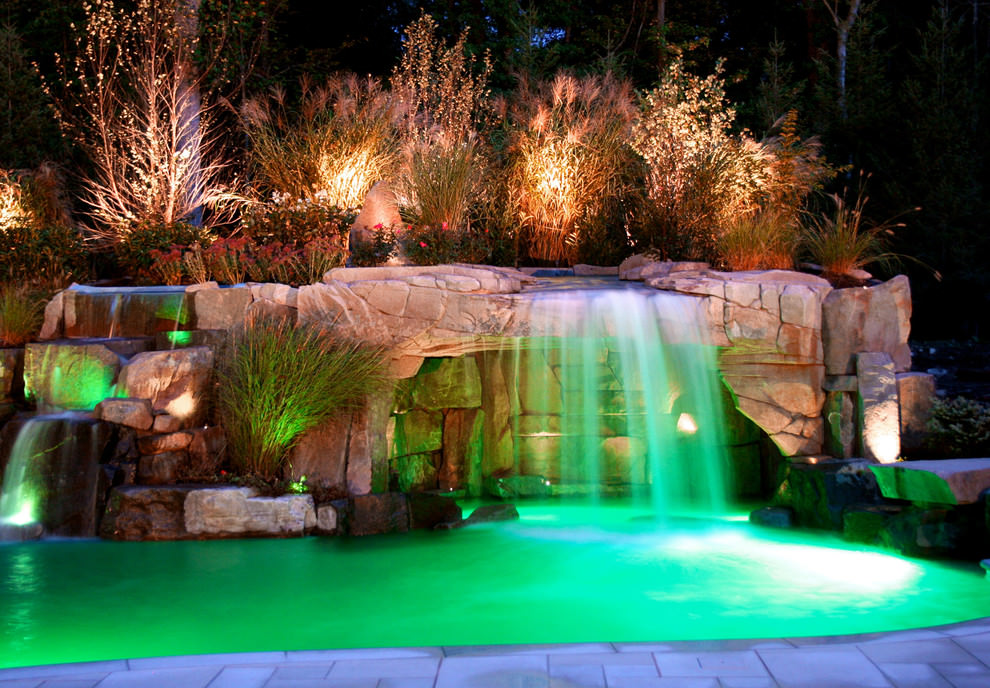 Attractive Backyard Pool Designs