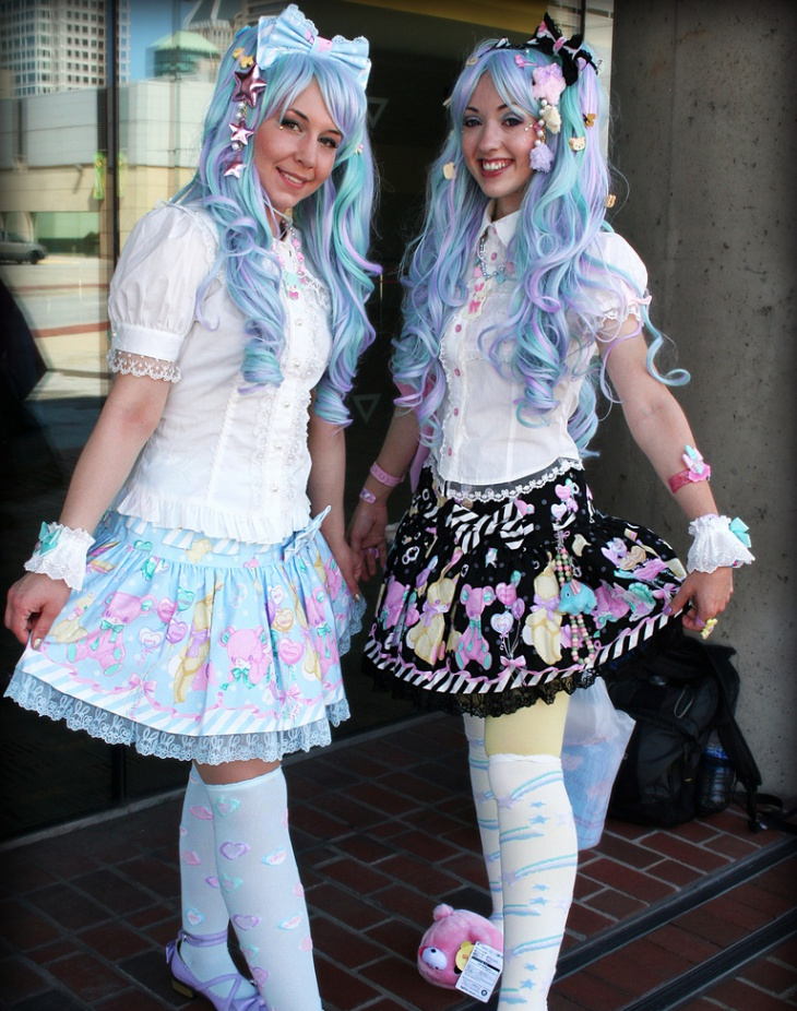 cute anime outfits