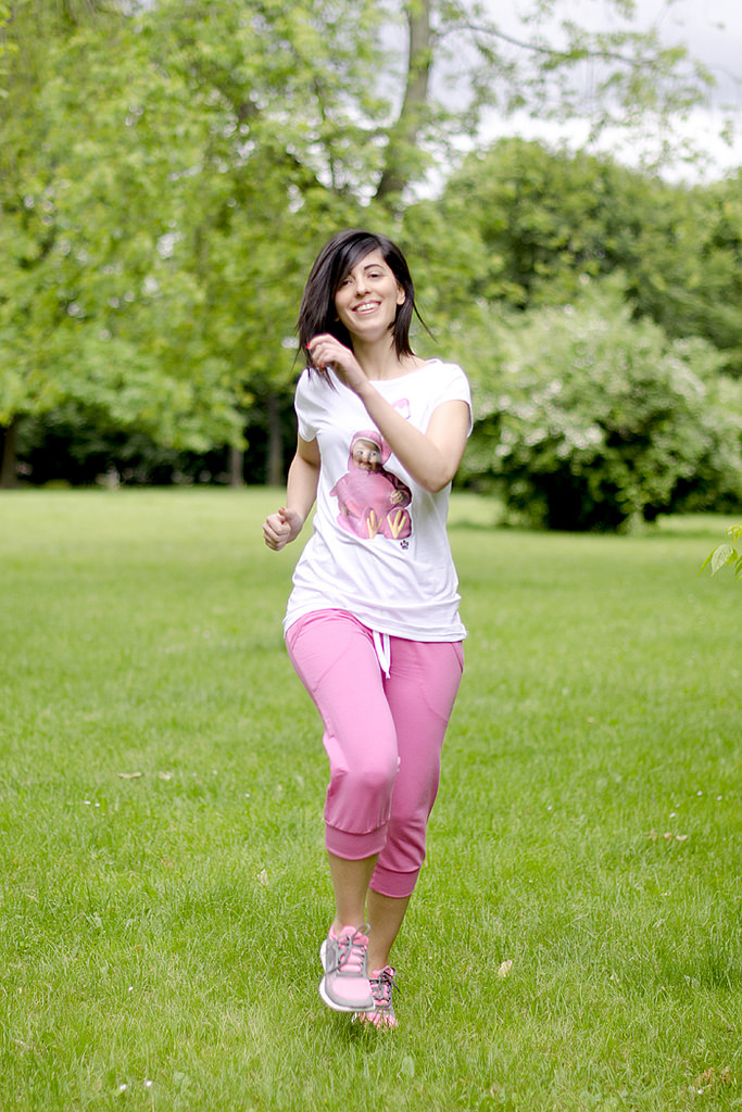 cute jogger outfits