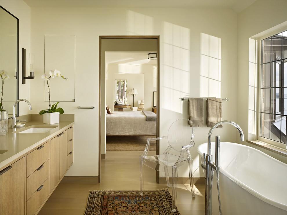 White Bathroom Furniture Ideas
