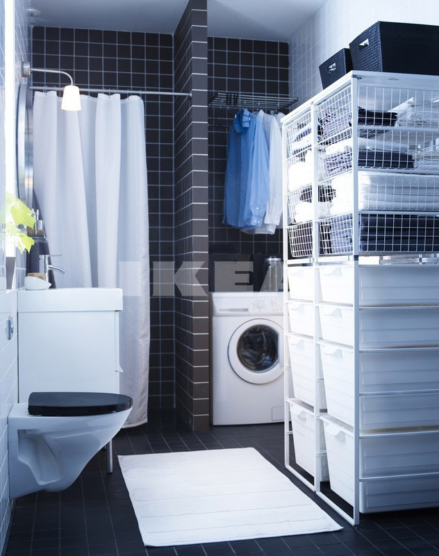 White Bathroom Furniture Designs