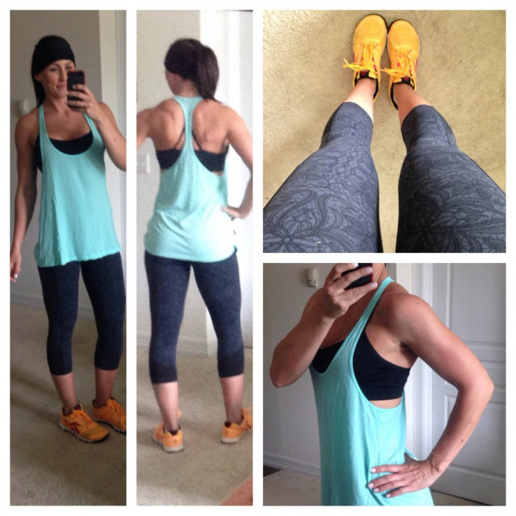 cute running outfits