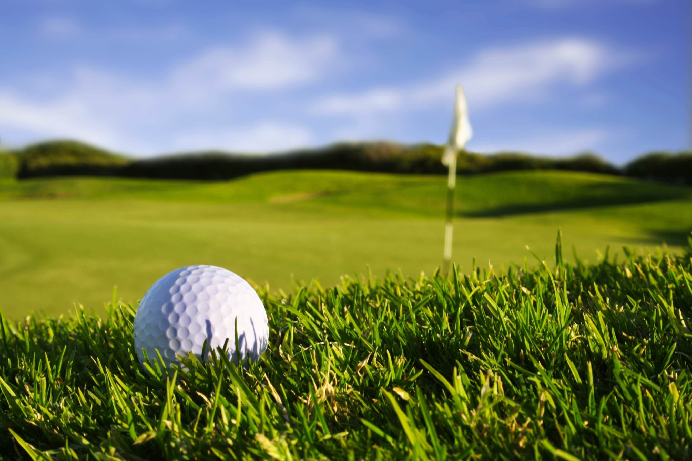 Golf HD Beautiful Wallpaper