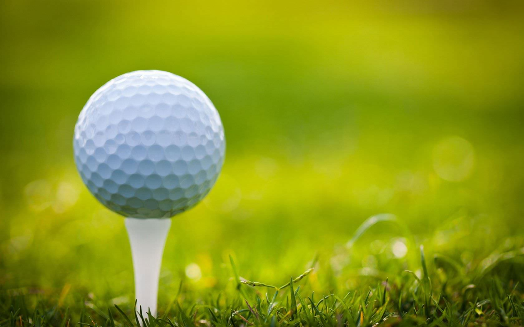 golf ball stand wallpaper