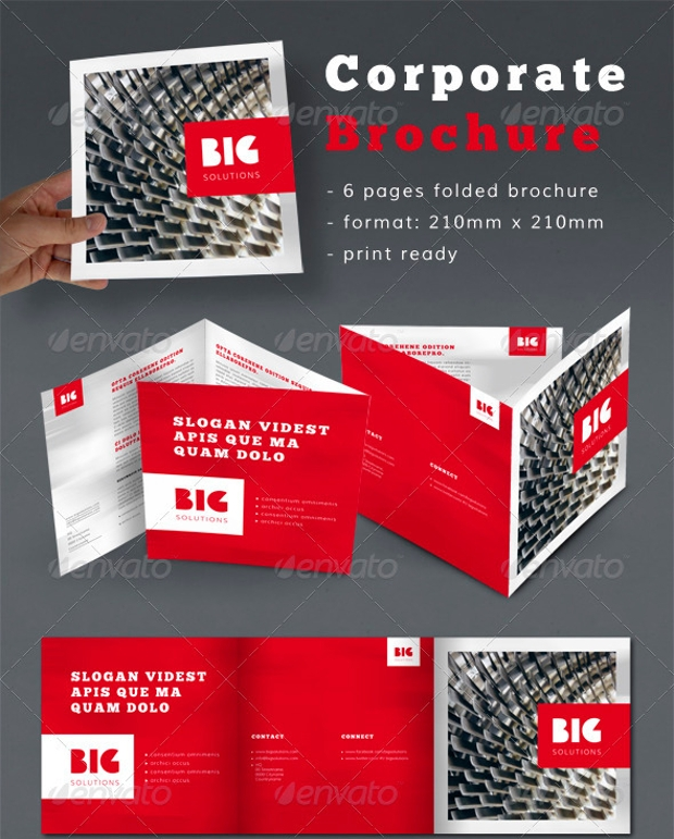 Elegant Corporate Brochure