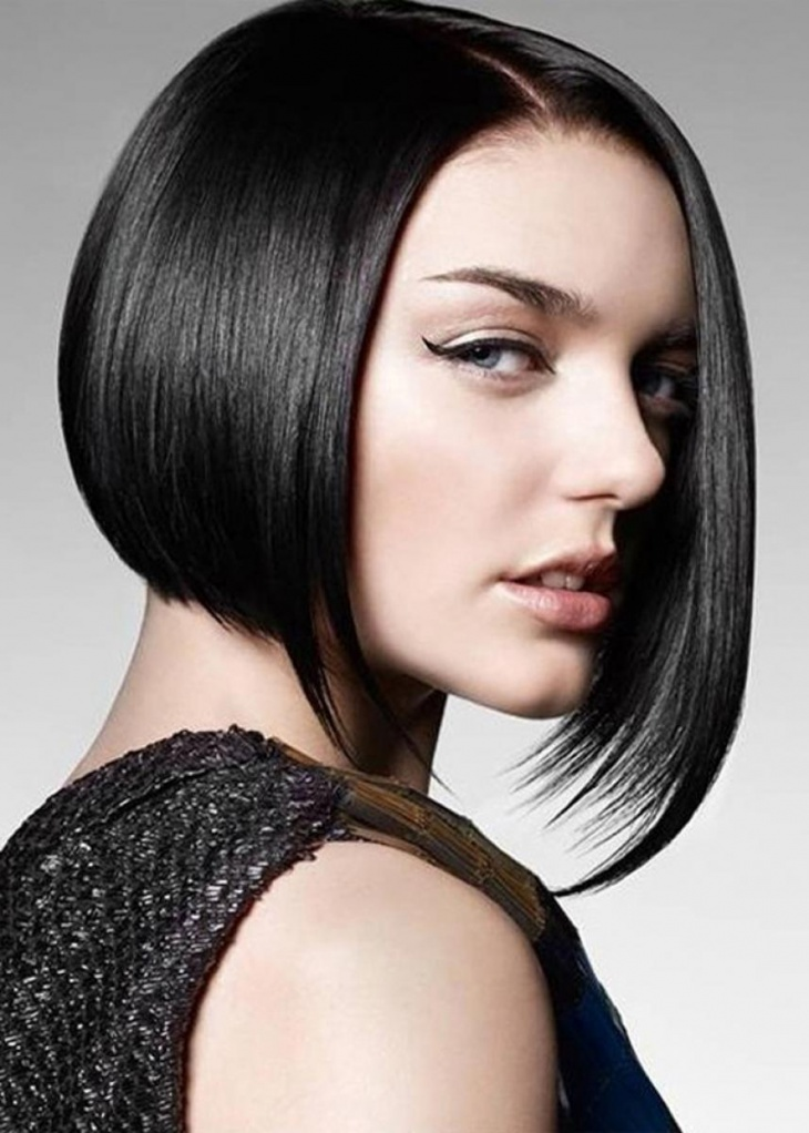 black short bob hairstyles1
