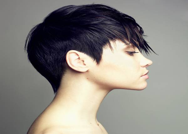 cute short hairstyles for black hair