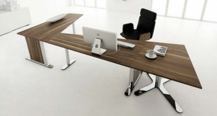 21+ Office Desk Designs, Ideas, Pictures, Plans, Models | Design ...
