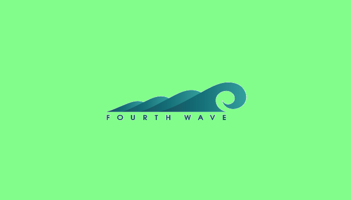 Fourth Wave Logo Design