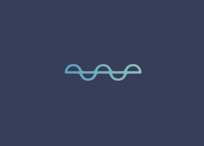 Amazing Wave Logo Design