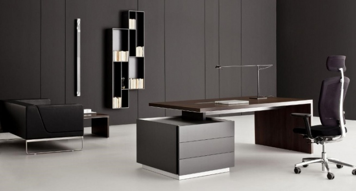 Charmant Simple And Elegant Office Cabinet Designs