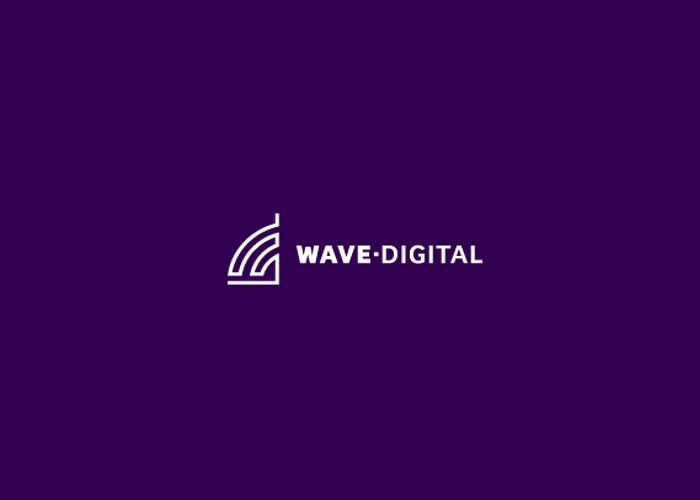 Digital Wave Logo Design