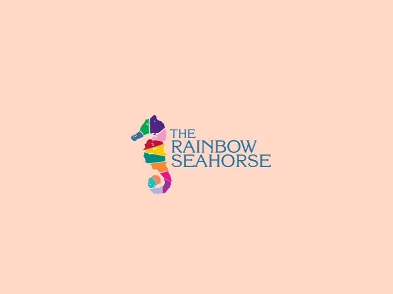 30  Beautiful Rainbow Logo Designs  Ideas  Examples