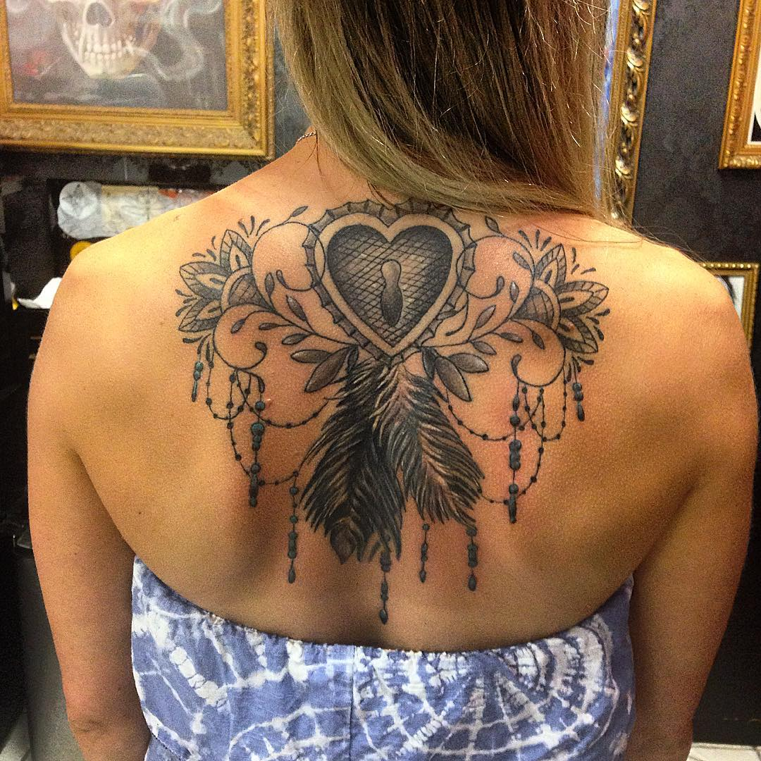 Tattoo Designs: 25+ Lace Tattoo Designs , Ideas