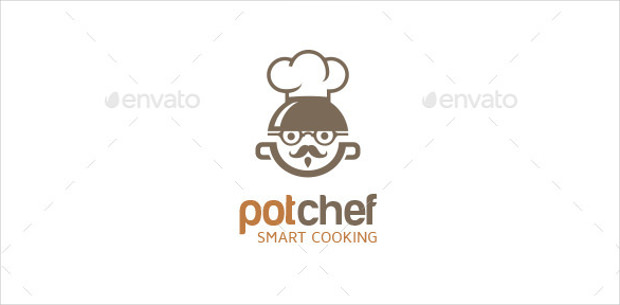Pot Chef Smart Logo