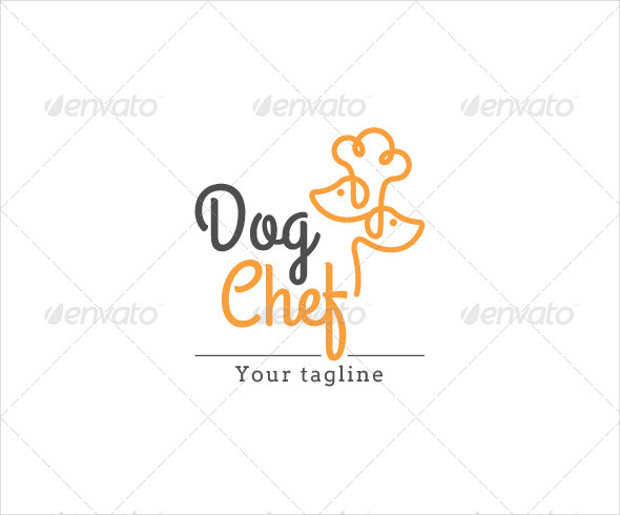 Dog Chef Logo Design