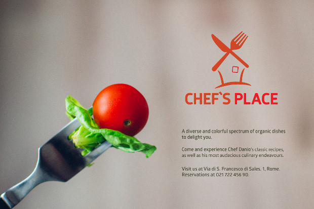 Chef's Place Logo