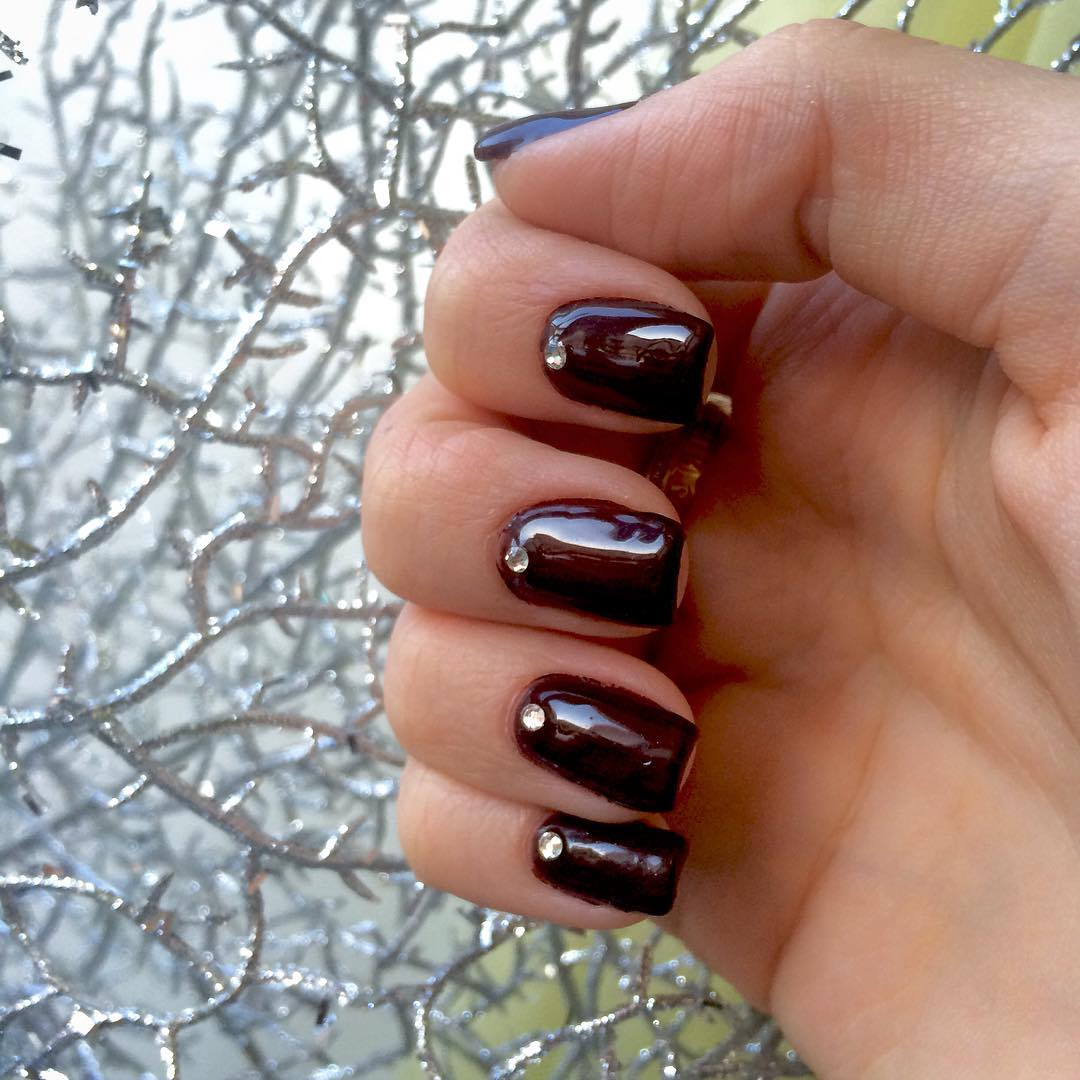 Awesome Brown Nails