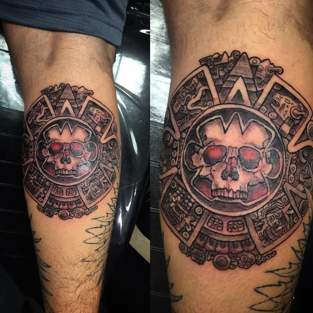 28 ornamental aztec tattoo designs ideas design trends premium psd vector downloads. Black Bedroom Furniture Sets. Home Design Ideas