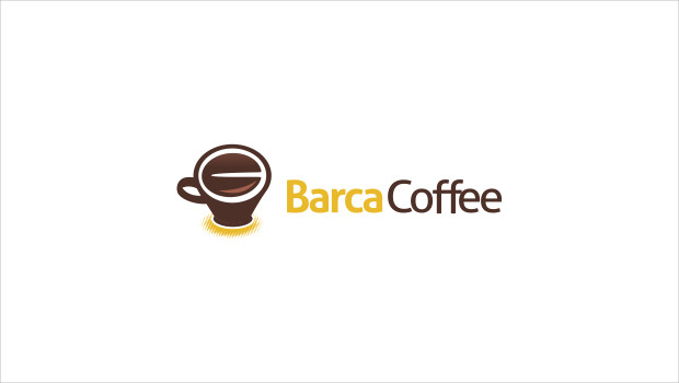 Barca Coffee Logo Design