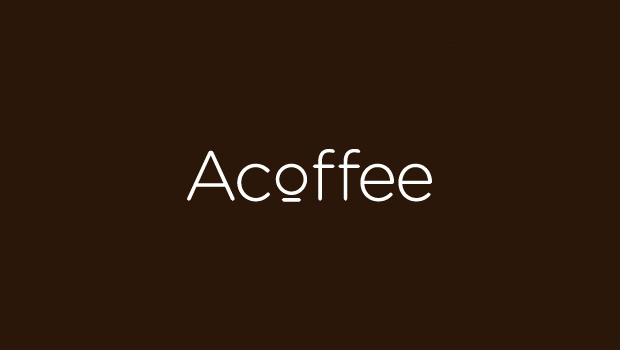 Acoffee Beautiful Logo