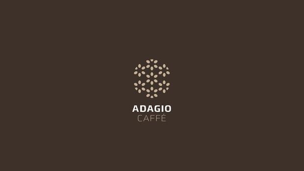 adagio caffe logo image