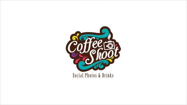 Coffee Shoot Attractive Logo