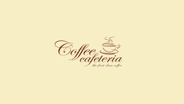 Coffee Cafeteria Logo Design
