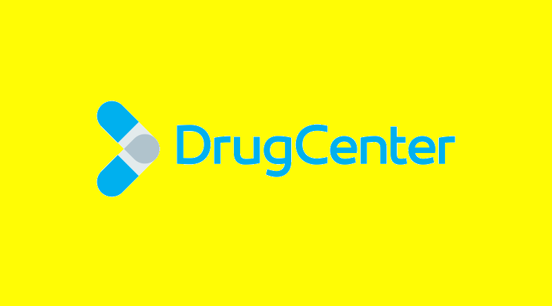 Drug Center Logo Design