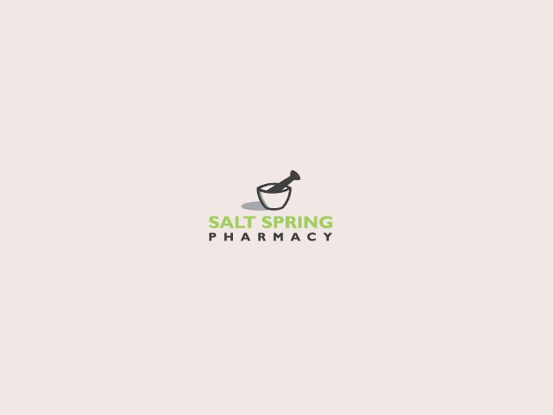 salt spring pharma logo