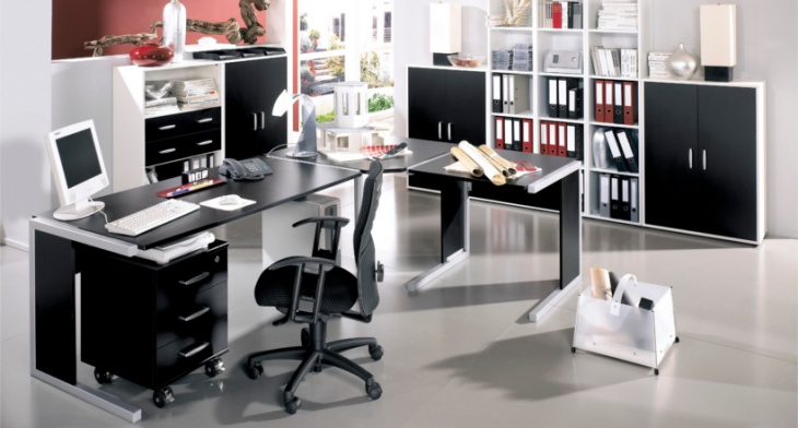 Captivating Home Office Furniture Designs And Ideas