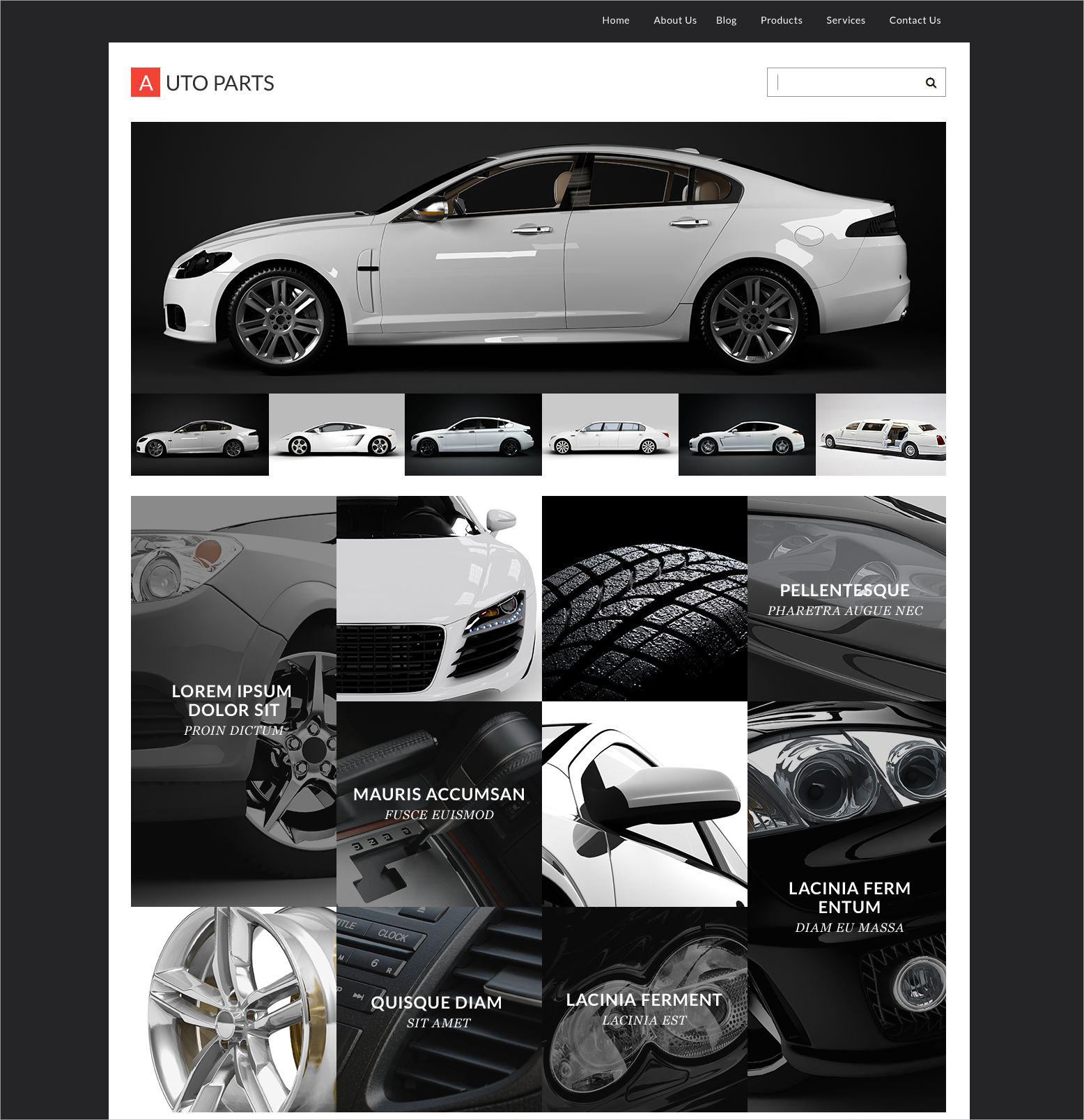 auto parts responsive wordpress template 75