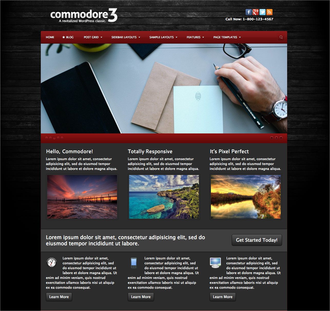 commodore responsive wordpress theme 49