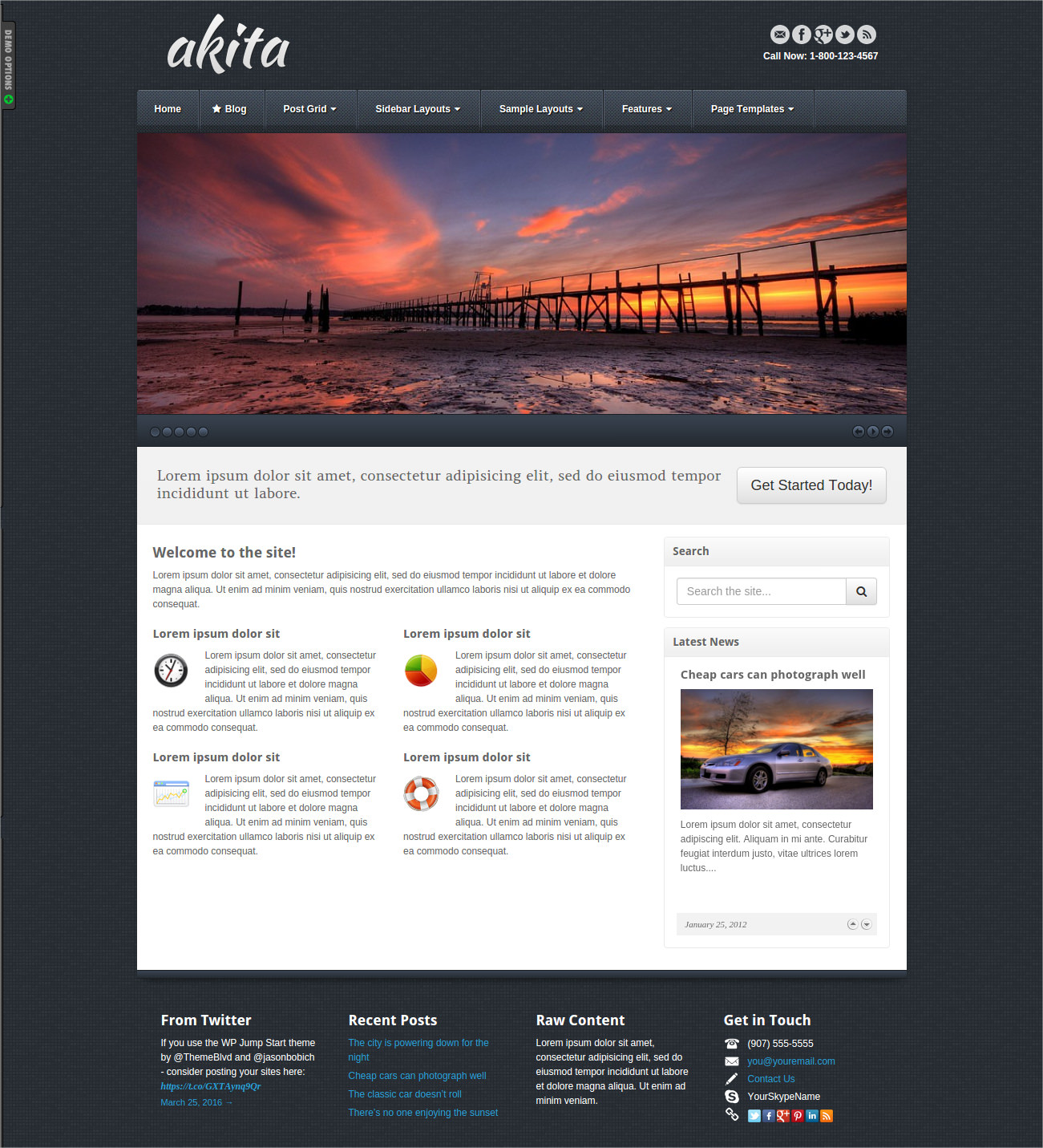 modern responsive business theme 49