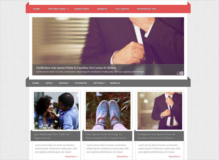 responsive multiple column wp theme 59