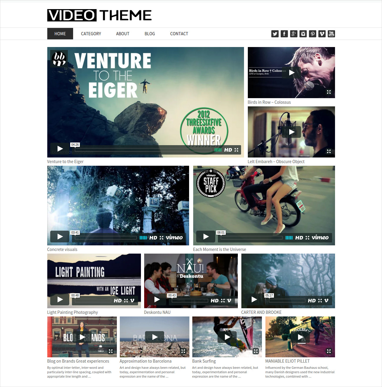 video responsive wordpress theme 39