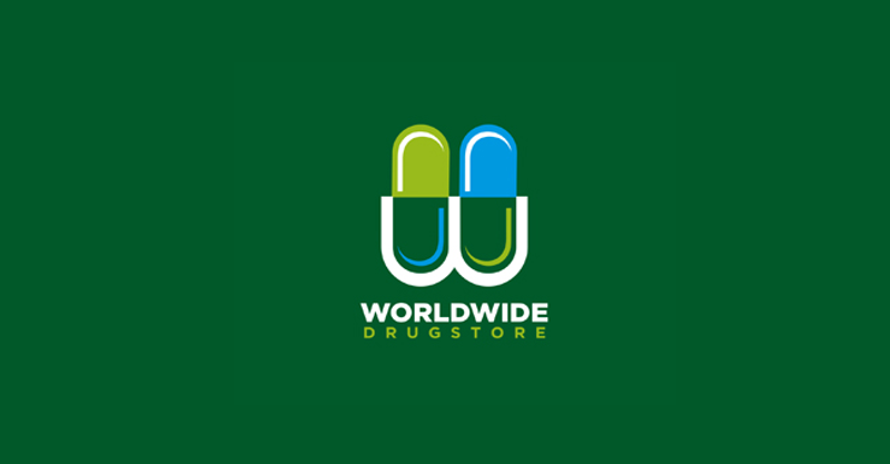 Drug Store Logo Design