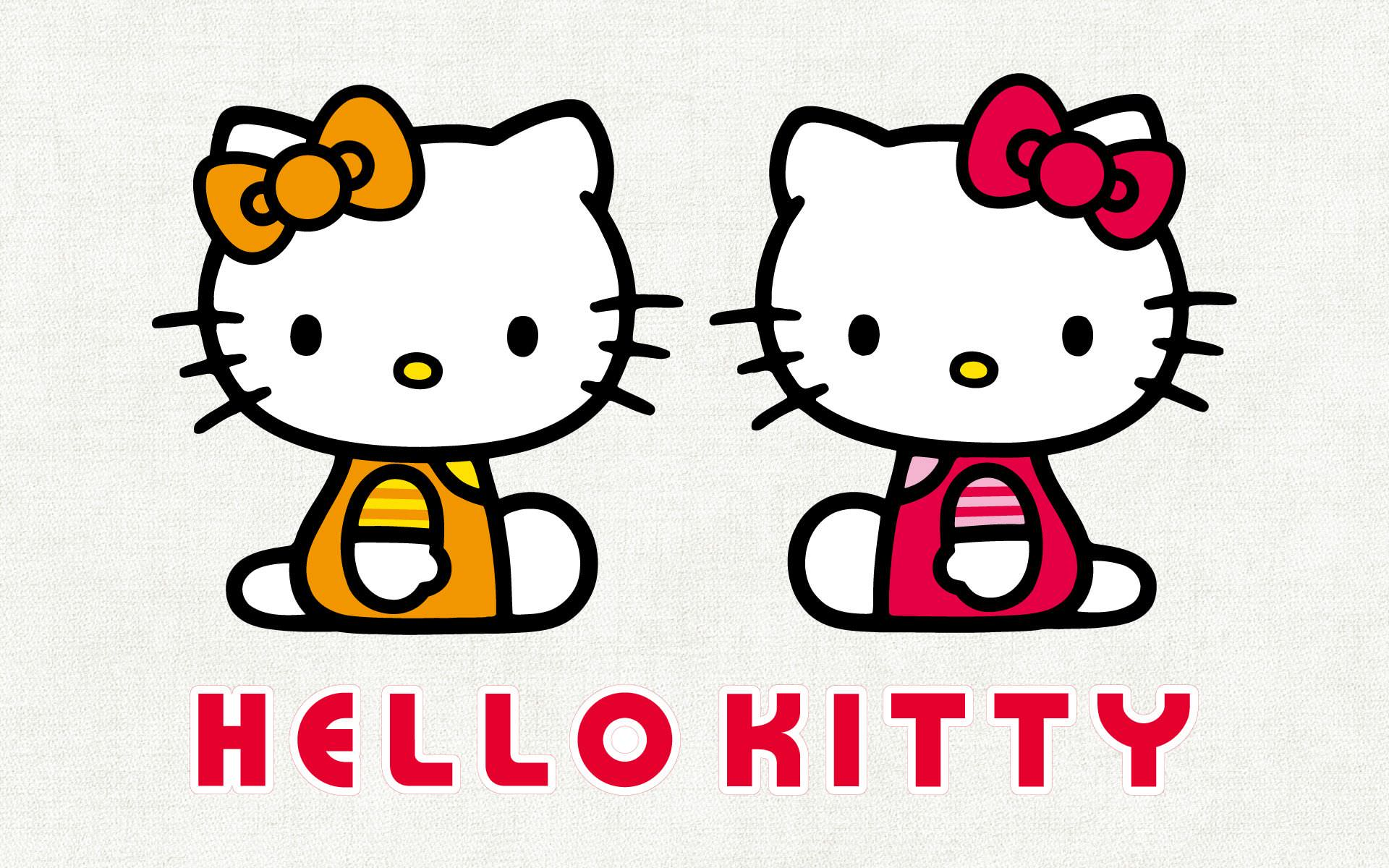 hello kitty background for laptops