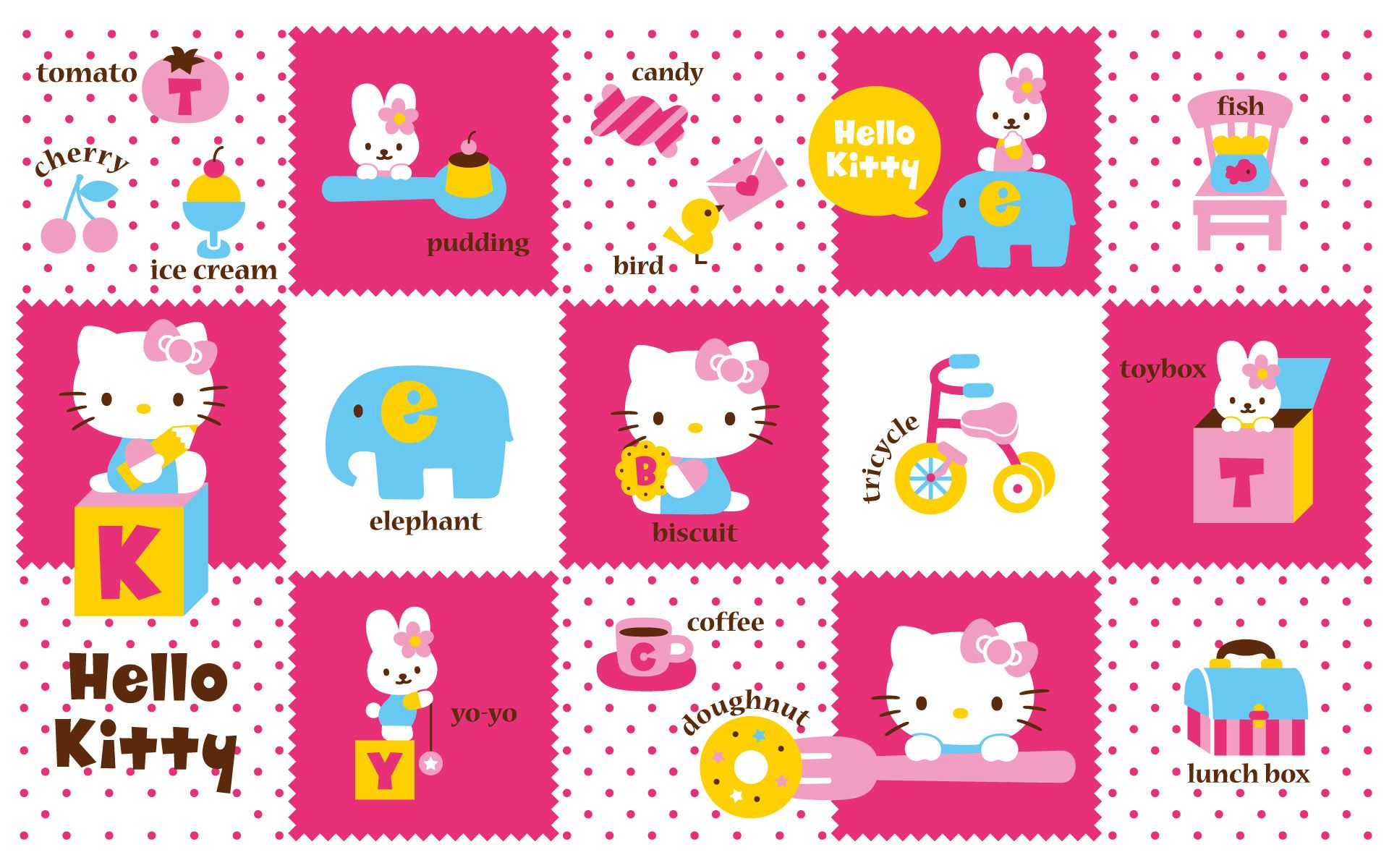 Cool Wallpaper Hello Kitty Red - Set-of-Hello-Kitty-Wallpapers  Best Photo Reference_207569.jpg