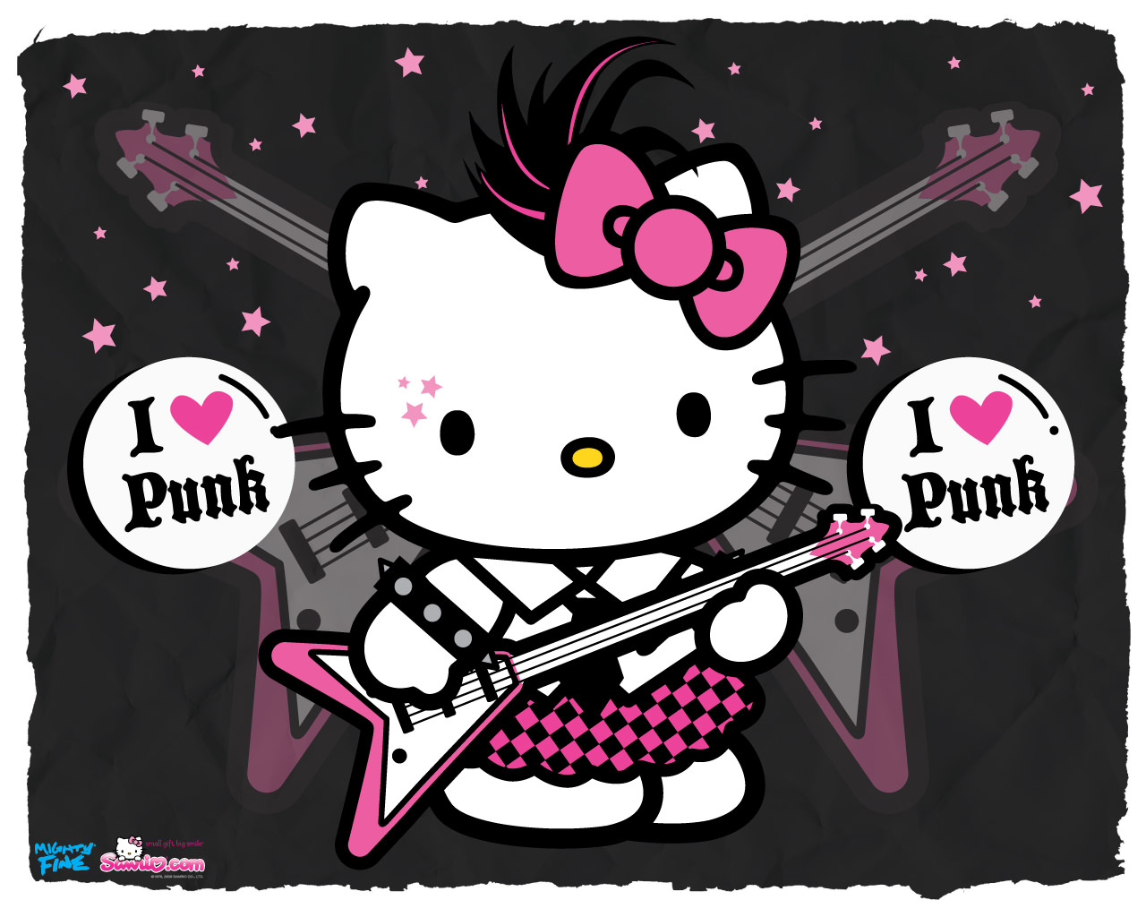 30 Hello Kitty Backgrounds Wallpapers Images Design Trends
