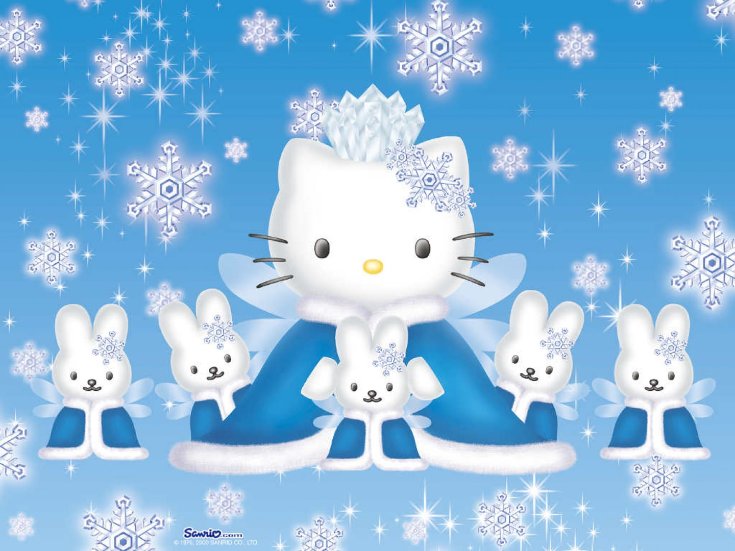 Wonderful Wallpaper Of Hello Kitty