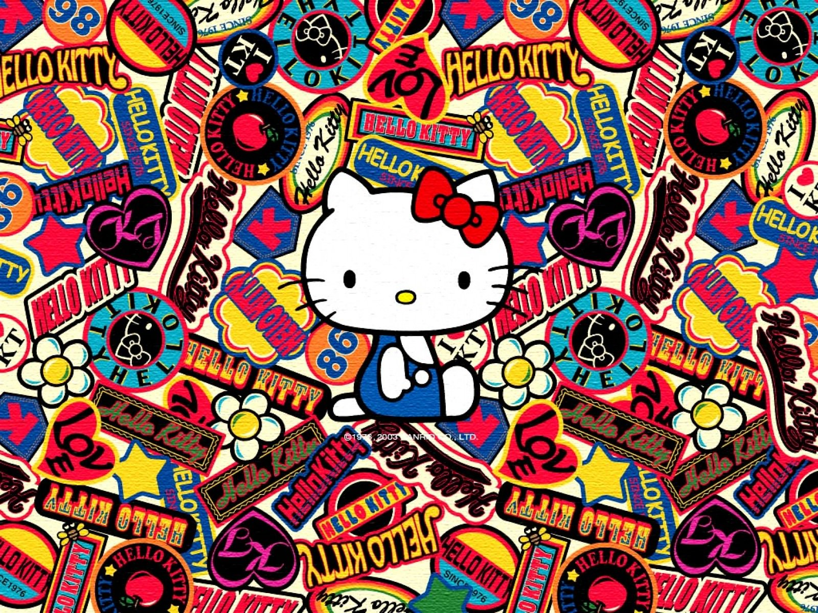 Wonderful Wallpaper Hello Kitty Full Hd - Pattern-of-Hello-Kitty-Wallpaper  Graphic_963182.jpg